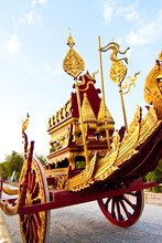 Thai Tradition Vehicle