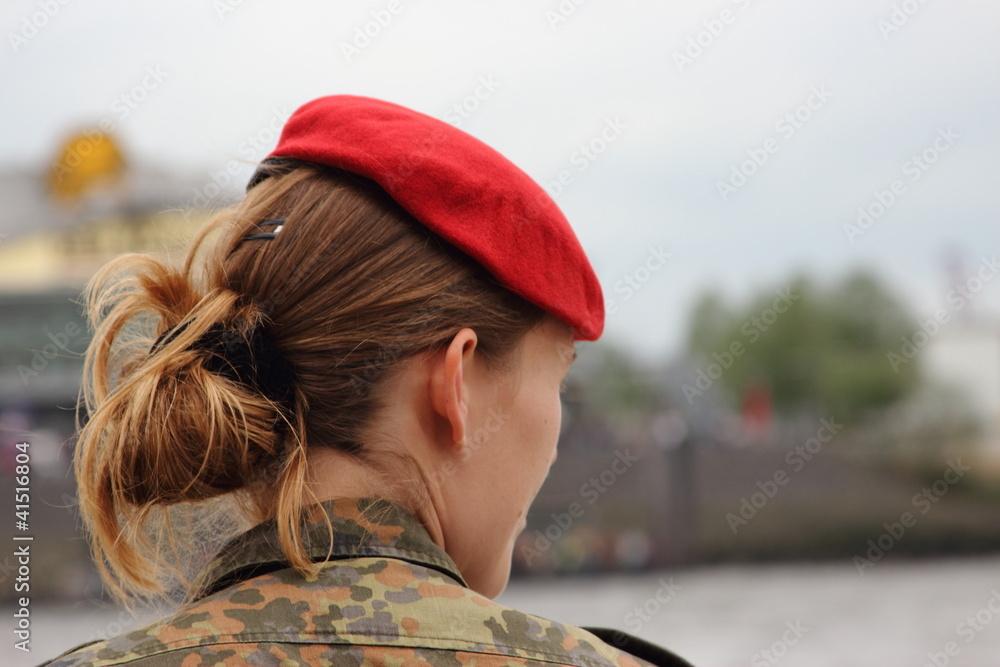 Fototapeta soldatin