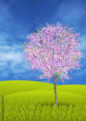Tematy obrazów kwitnaca-jablon