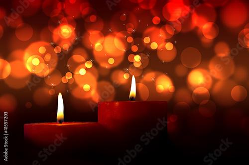 Fotografie, Obraz  Burning Candles