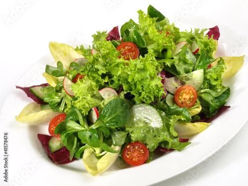 Obraz Gemischter Salat - fototapety do salonu