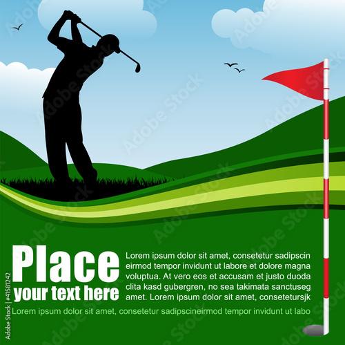 Fotografia Golf