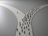 On the crossroads