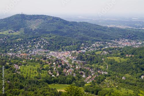 Obraz na płótnie Baden-Baden, Germany