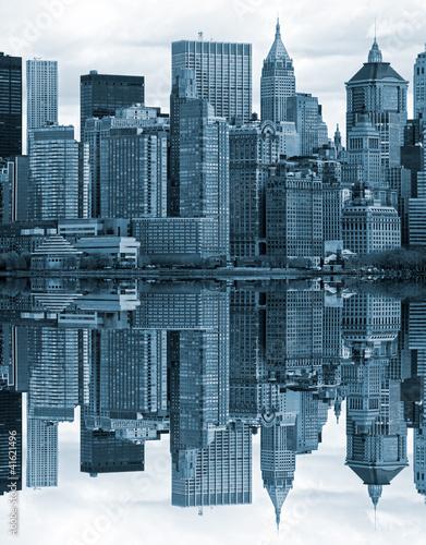 Manhattan, New York City. USA. - 41621496