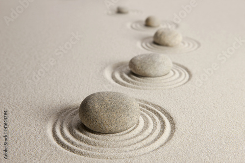 Printed kitchen splashbacks Stones in Sand Stones