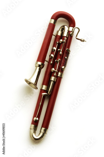 Photo Controfagotto Contrafagot Contrabassoon 低音巴松管