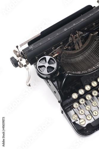 Fototapeta na wymiar Typewriter