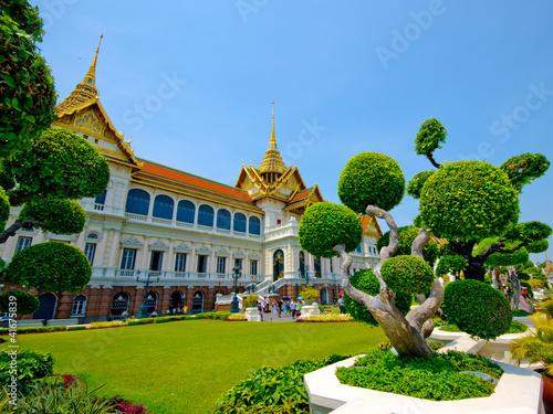 The Royal Grand Palace , Thailand. Wallpaper Mural