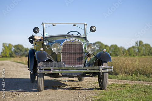 Photo  Oldtimer-Phaeton-1928 1315