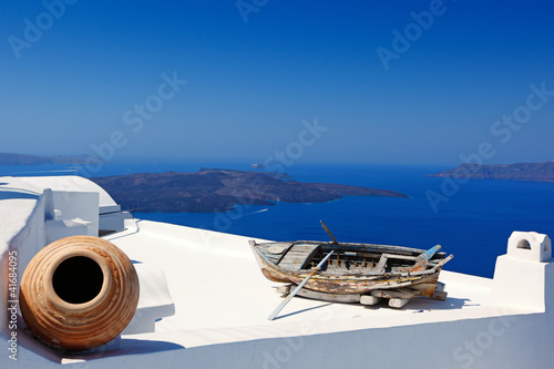 Papiers peints Santorini Santorini, Greece