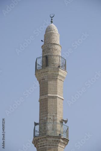 Fotografia, Obraz  minarett