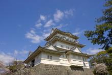 Odawara Castle, Japan. National Historic Site
