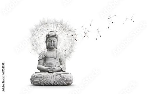 Cuadros en Lienzo Bouddha et Sérénité