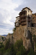 Hung houses of Cuenca, Spain