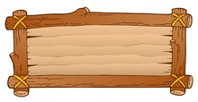 Wooden Board Theme Image 1