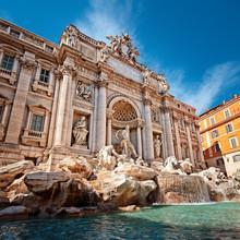 Trevi Fountain (Fontana Di Tre...