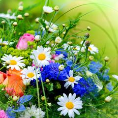 Obraz Blumenwiese