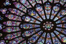 Beautiful Stained Glass Window...