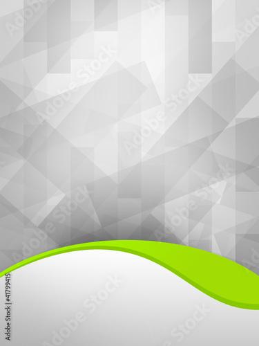 фотография Light green background Leela arc