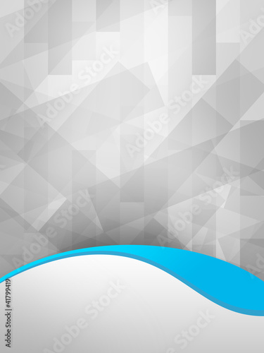 Blue background Leela arc фототапет
