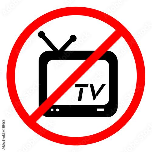 Photo  No television