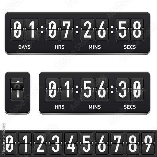 Fotografía  Countdown timer