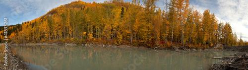 Poster Oranje eclat Autumn