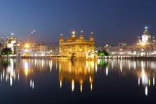 Golden Temple, Amritsar, India.