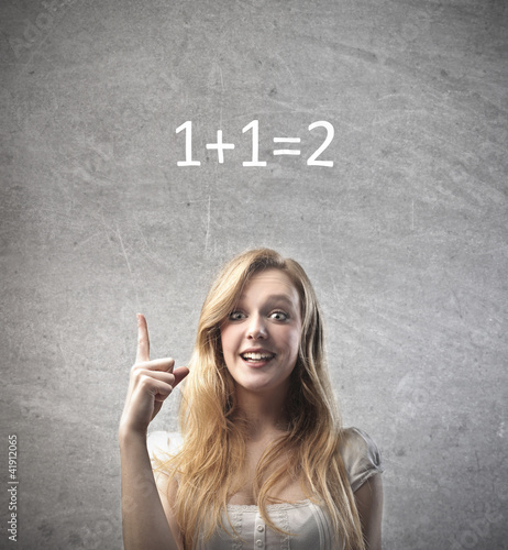 Fotografie, Obraz  Easy solution