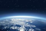 Fototapeta Kosmos - Atmosphäre
