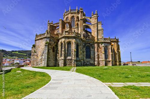 Photo Iglesia de Santa Maria de la Asuncion.