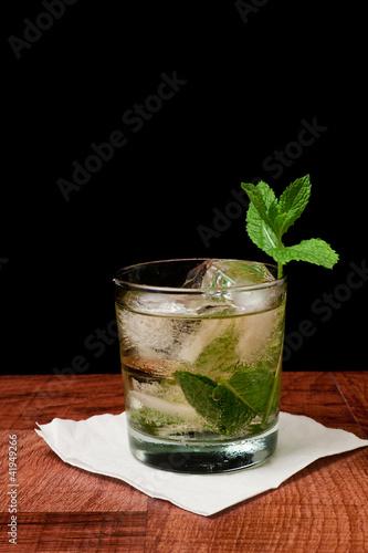 Fotografie, Obraz  Mint Julep Cocktail