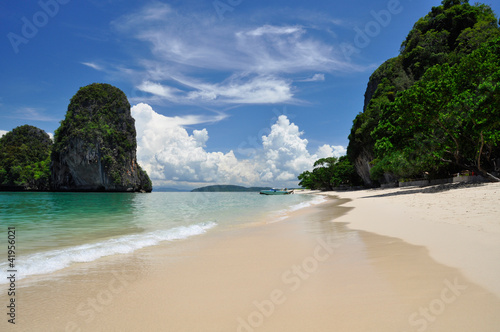 Foto Rollo Basic - Railay Beach (von bananenstaude)