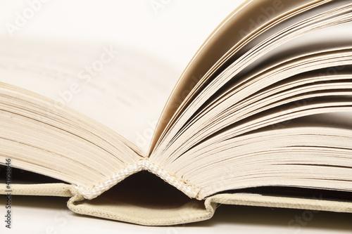 Obraz Otwarta książka - fototapety do salonu