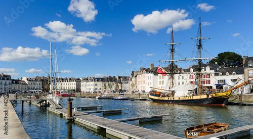 Fotografie, Obraz  Port de Vannes