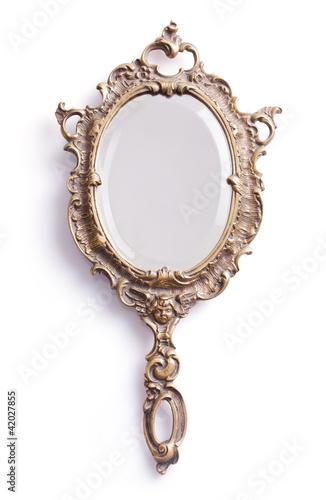 Obraz Hand mirror - fototapety do salonu