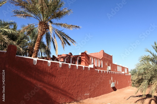 Photo Stands Algeria Timmimoun in der Sahara