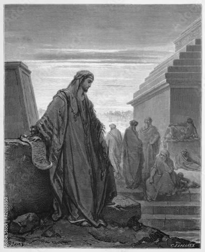Daniel from the Book of Daniel Fotomurales