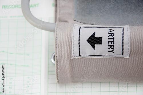 Fotografía  pressione arteriosa