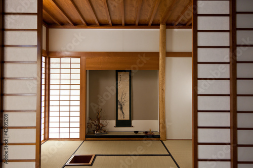 Foto op Aluminium Japan Japanese room