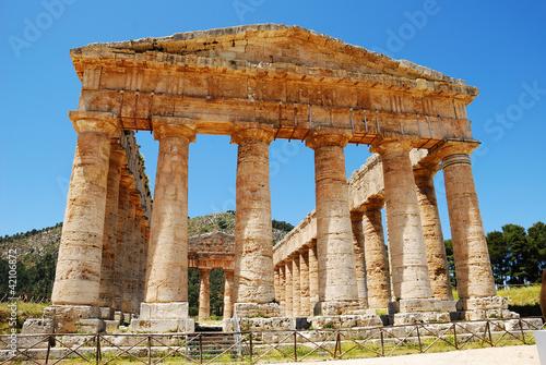 Fotografie, Obraz  Segesta (Sicilia)
