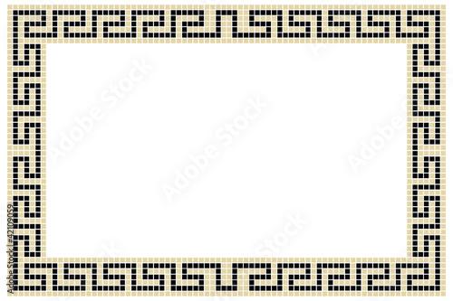 Fotografie, Obraz  Mosaico