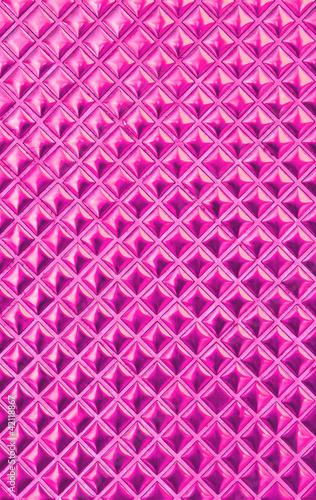 Keuken foto achterwand ZigZag pink abstract background