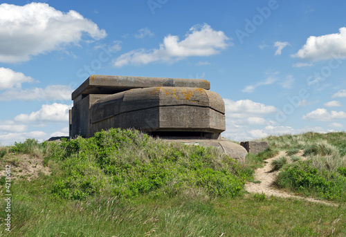 Fotografie, Obraz  bunker2