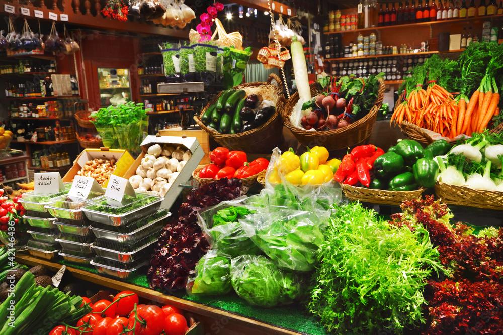 Fototapeta Vegetables