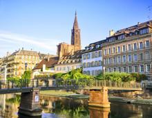 Quais De Strasbourg, Cathédra...