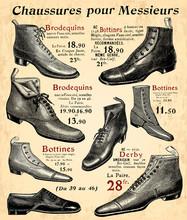 Chaussures Pour Messieurs