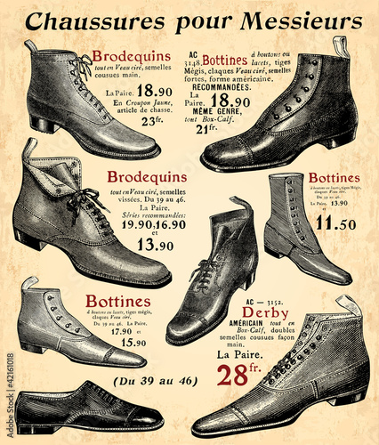 Chaussures pour Messieurs