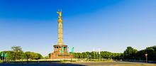 Panorama Victory Column In Ber...